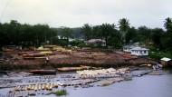Ölverschmutzung am Nigerdelta: Eines der schmutzigsten Orte der Welt.