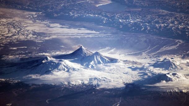Ein Blick auf die Riesen von Kamtschatka
