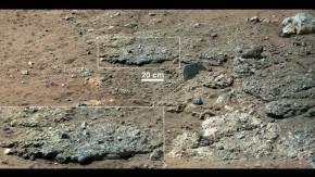 Kieselsteine, Mars: Natur und Wissenschaft, Weltraum