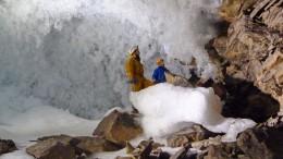 Der fragile Gefrierschrank Sibiriens