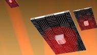 Schwebende Sensoren für die Mesosphäre