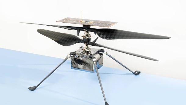 Luftaufklärung in fremden Welten