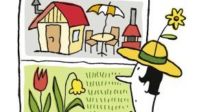 Alles im grünen Bereich: Des Gärtners Leitkultur