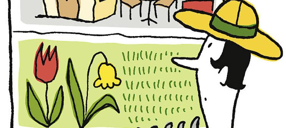 Alles Im Grünen Bereich Des Gärtners Leitkultur Alles Im Grünen