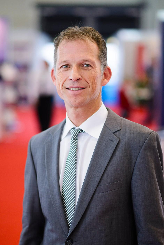 Aicuris CEO Holger Zimmermann aus Köln.