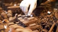 Nützt auch Milchschokolade dem Herzen?