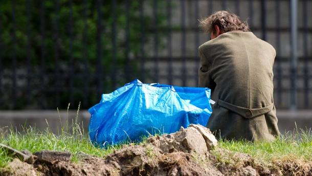 Obdachlosigkeit macht krank