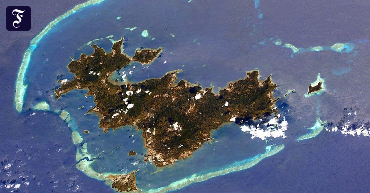 Vulkanausbruch vor Mayotte: Die Magma-Schleuse ist offen