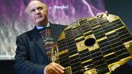 Verschollene Sonde auf dem Mars entdeckt