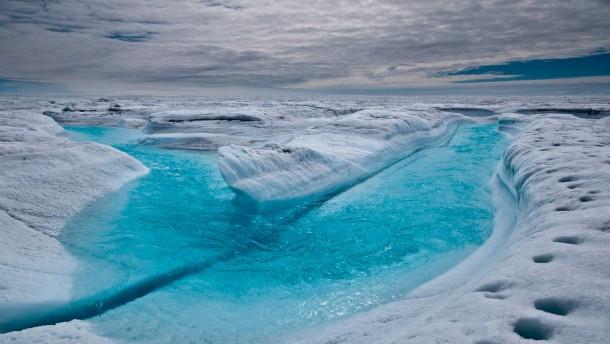 Temperaturkapriolen  in der letzten Eiszeit