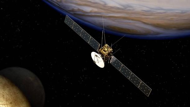 Raumsonde Juice: Natur und Wissenschaft,  Großmissionen, Raumfahrt, Esa, Jupiter