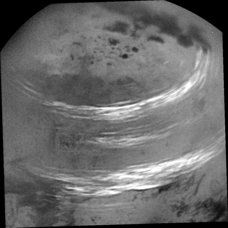 Sensation drei: Die Seenlandschaft auf dem Titan