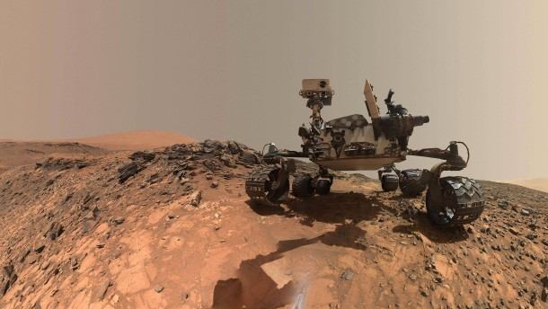 Leben auf dem Mars? Wir wissen es nicht!