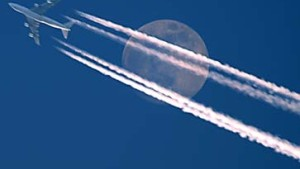 Weniger Nachtflüge, stabileres Klima?