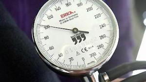 Bluthochdruck ist nie eine Bagatelle