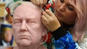 Was trägt Trump?