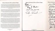 Mainauer Deklaration zum Klimawandel