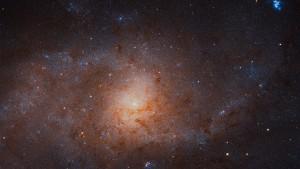 """Ein Nachbar der Milchstraße im Fokus von """"Hubble"""""""