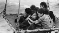 """Gerettet von der """"Cap Anamur"""": Vietnamesische Flüchtlinge im Jahr 1979"""
