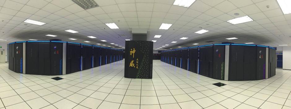 "HALs kleiner Bruder: Chinass ""Sunway TaihuLight"" Supercomputer in Wuxi"