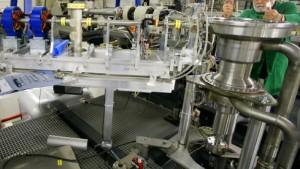 Schnelle Teilchen sollen radioaktiven Abfall entschärfen