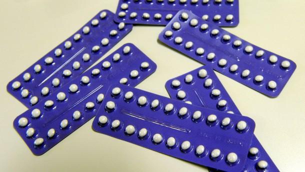 """Hirntumore sind häufiger unter der """"Pille"""""""