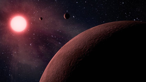 Nasa's Keppler mission finds three smallest exoplanets