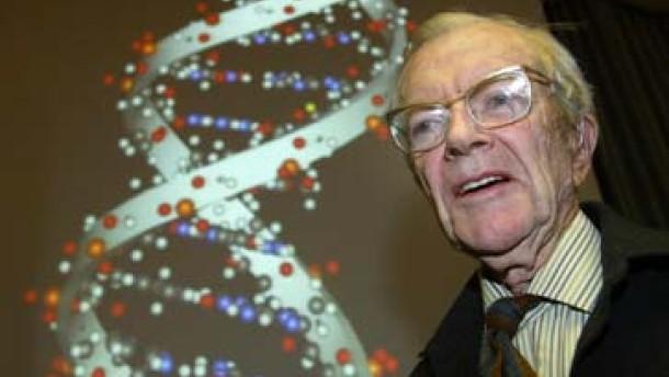 Medizin-Nobelpreisträger Maurice Wilkins gestorben