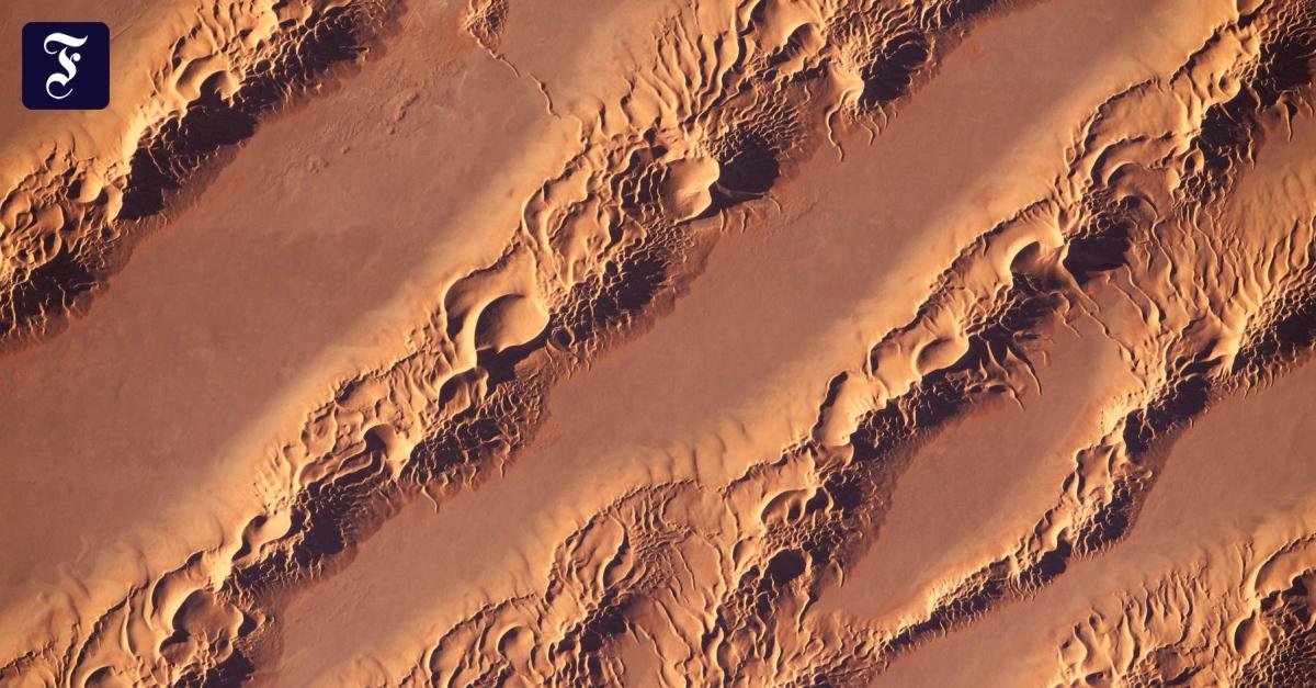 Saharasand Aktuell