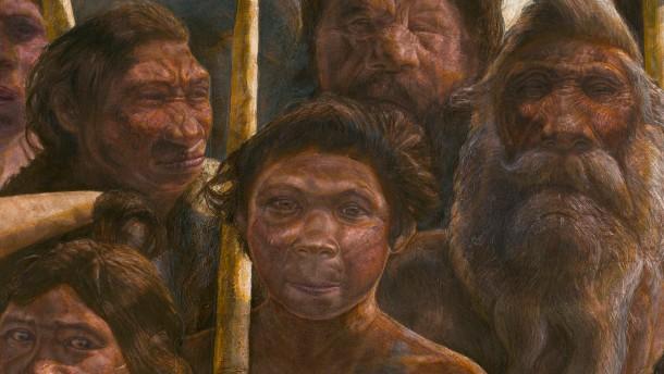 In mir wohnt ein Neandertaler