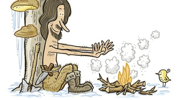 Ötzi auf Tinder