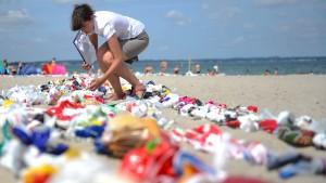 Warum dem Planeten bei all dem Plastik übel wird