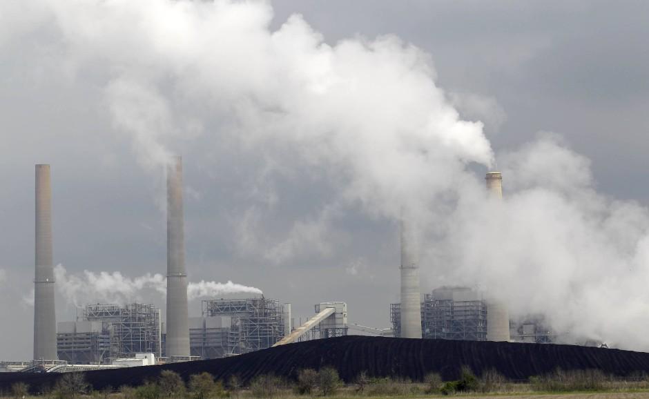 Saubere Kohle? Wird behauptet, solange das freiwerdende  Kohlendioxid eingefangen und endgelagert wird.