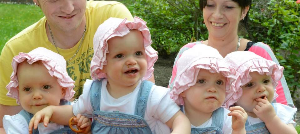 Vierlingsmutter Aus Berlin Wie Geht Es Mehrlingseltern