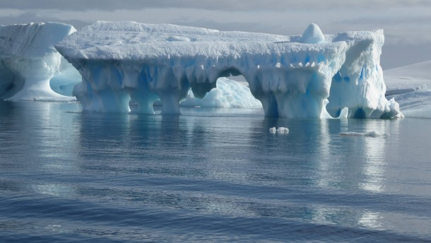 Forscher warnen vor massiver Eisschmelze
