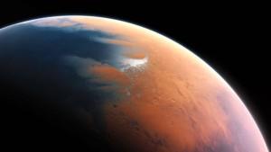 Der verlorene Ozean des Roten Planeten