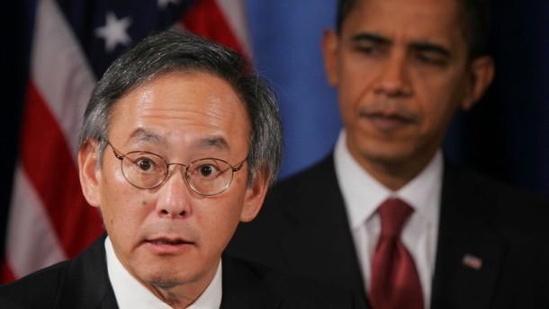 Barack Obama, Steven Chu