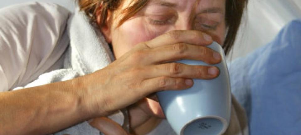 Aktuelle Erkältungswelle