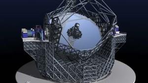 Ein riesiges Teleskop für Europas Astronomen