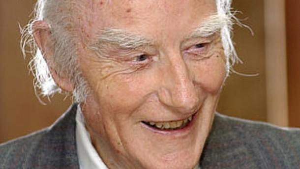 Entdecker der DNS-Doppelhelix Francis Crick gestorben