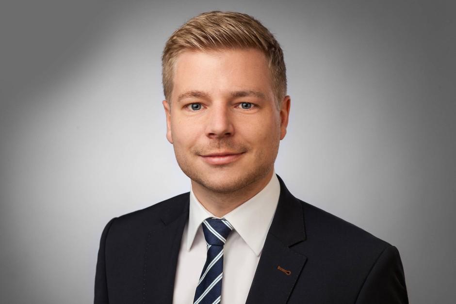 Politikwissenschaftler Björn Klein von der Heinrich-Heine-Universität Düsseldorf