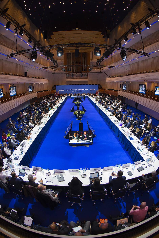 Esa-Ministerratskonferenz 2016 in Luzern