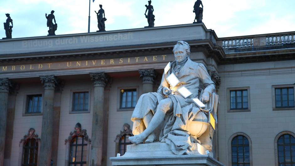 Noblesse oblige: Auch die Berliner Humboldt-Uni darf sich als exzellent bezeichnen.