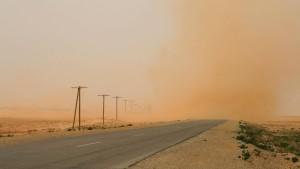 Auf der Flucht vor dem Klima?