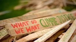 Wie gerecht ist Klimaschutz?