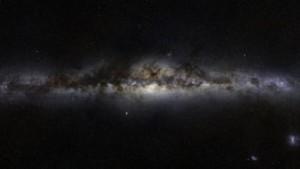 Ionen aus der Milchstraße