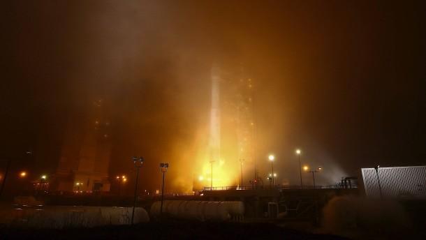 Der Mars im geophysikalischen Check-up