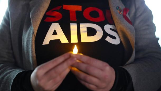 Wie Aids zur stillen Seuche wird