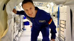 Der Neue im Esa-Astronautenteam