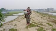Bangladesh gehört zu den bevölkerungsreichsten Ländern und ist massiv vom Klimawandel bedroht.
